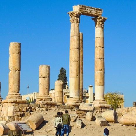Amman Citadel, Amman, Jordan