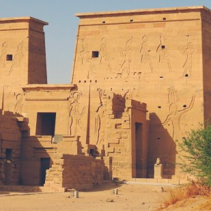 Philae Temple, Aswan, Egypt