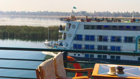 Nile Cruise Aswan to Luxor, Egypt