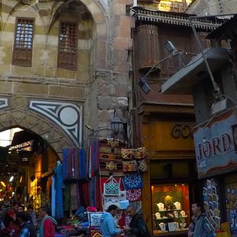 Kahn El Khalili Bazaar, Cairo, Egypt
