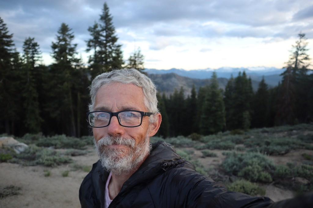 Pacific Crest Trail, PCT, Jeff Santos