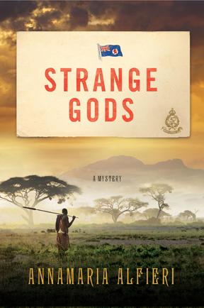 Strange Gods by Annamaria Alfieri