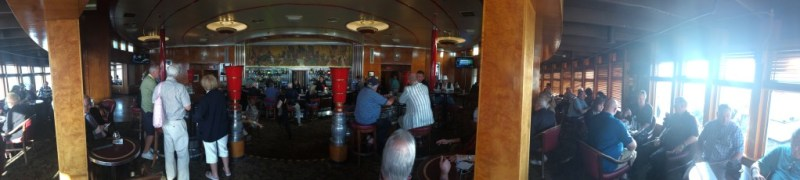 queen mary observation bar