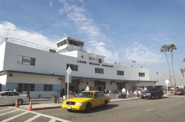 Long Beach Airport taxi