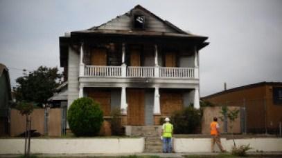 2nd alarm house fire 1400 atlantic
