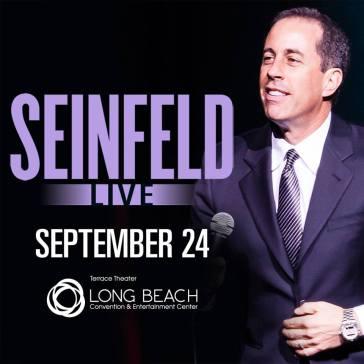 Jerry Seinfeld long beach