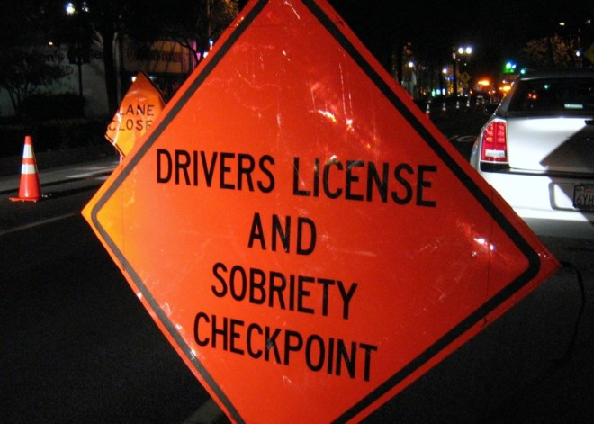 dui checkpoint long beach