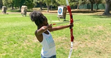 Long Beach Parks, Recreation and Marine Hits Bulls Eye with Archery Foundation Grant