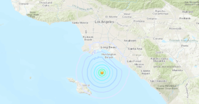 Earthquake off Huntington Beach coast felt in Long Beach