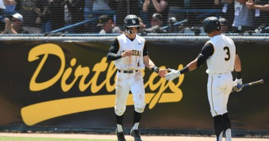 Dirtbags Season Ends with 2-1 Super Regional Defeat
