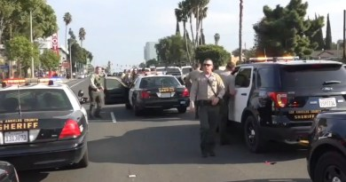 Carjacking suspect taken into custody after leading authorities on wild chase ending in Long Beach