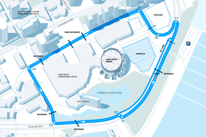 eprix long beach track