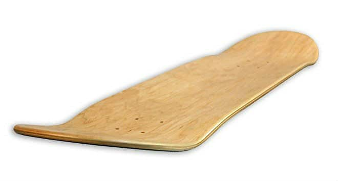 FORESTONE BlankNatural Skateboard Decks