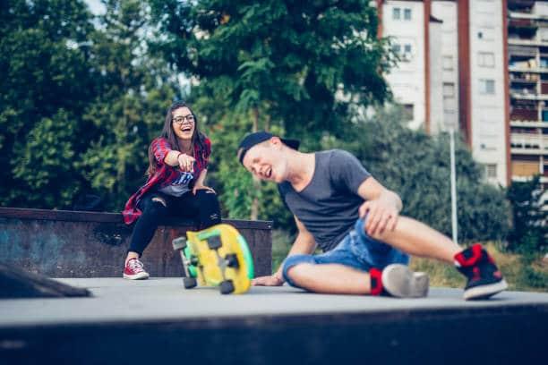 Hurt Skateboarding