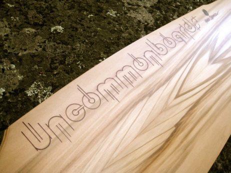 Uncommon Boards - The Arrow