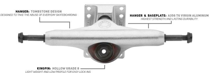 Caliber Standard Hollow Specs 1