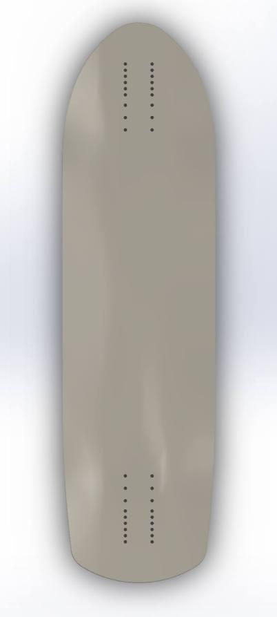 Rolling Tree Speedboard V2 Belly - Trent Gobel