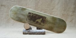 Hurtle Skateboards Stained Maple Deck