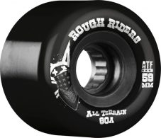 Bones Rough Riders 59MM Black