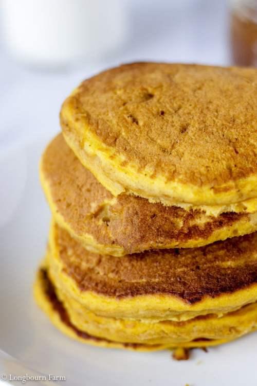 Pumpkin Pancake Recipe!!