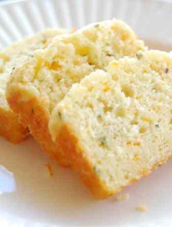 Citrus Thyme Bread