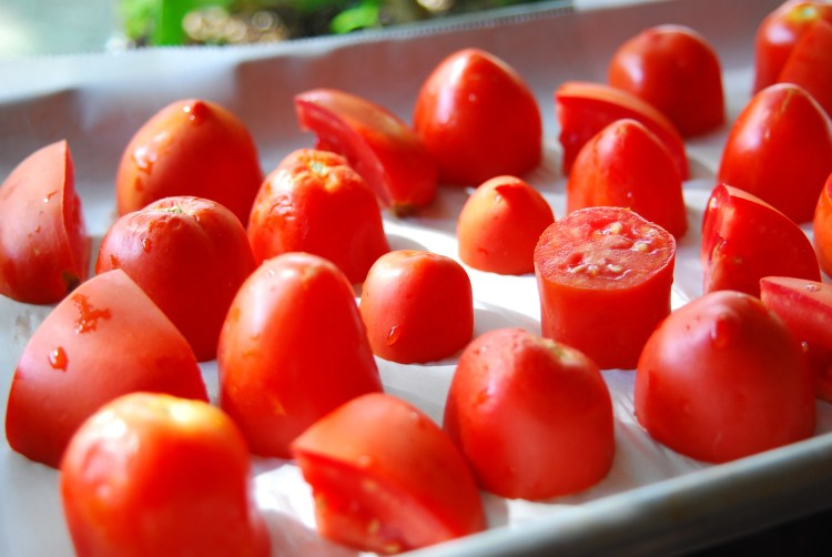 Quick Easy Way to Preserve Tomatoes