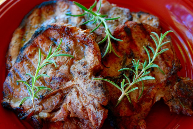 Quick and Easy Pork Chop Marinade