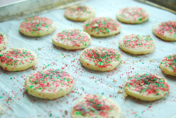 French Butter Cookies (Sablés)