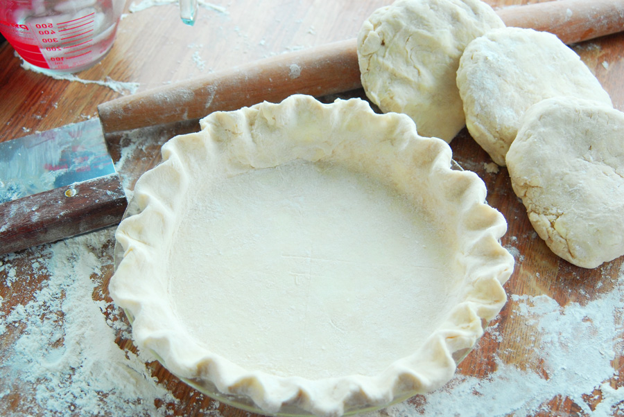 Learn the secret to making perfect pie crusts!