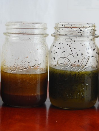 4 Homemade Salad Dressing Recipes!