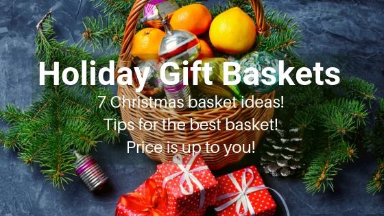 7 DIY Christmas Gift Basket Ideas • Longbourn Farm