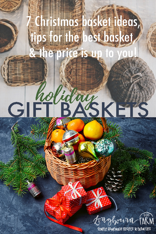 Giving DIY gift baskets is one of my favorite ways to personalize a Christmas gift and make it extra special without making it completely from scratch! #giftbasket #DIYgiftbasket #movienightgiftbasket #holidaygiftbasket #christmasgiftbasket