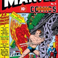 Fire And Water: The Human Torch vs. Sub-Mariner!