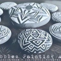 Pebbles painting Art