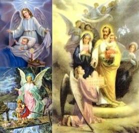 NHIỆM VỤ CỦA THIÊN THẦN BẢN MỆNH – Lòng Chúa thương xót