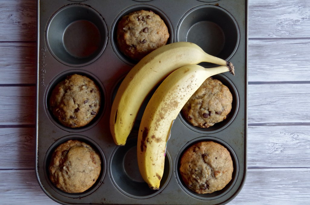 Banana Muffins: A Staple
