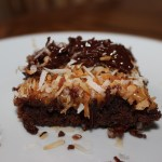 Samonies- Samoa Inspired Brownies