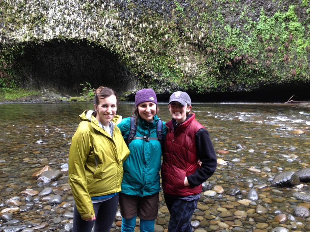 Portland: Hiking Eagle Creek
