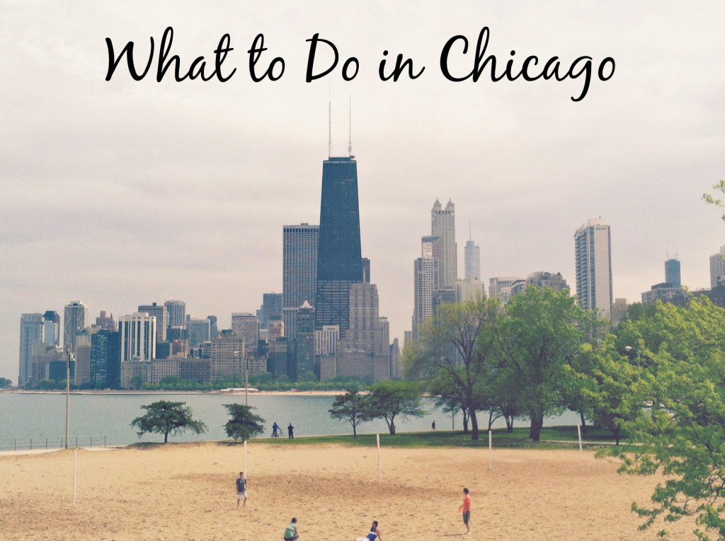 Chicago: What To Do | longdistancebaking.com