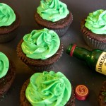 Whiskey Chocolate Cupcakes