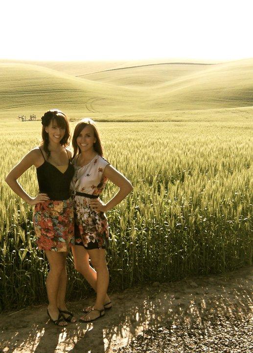 Sisters. #MakeYourBreak Chobani | longdistancebaking.com