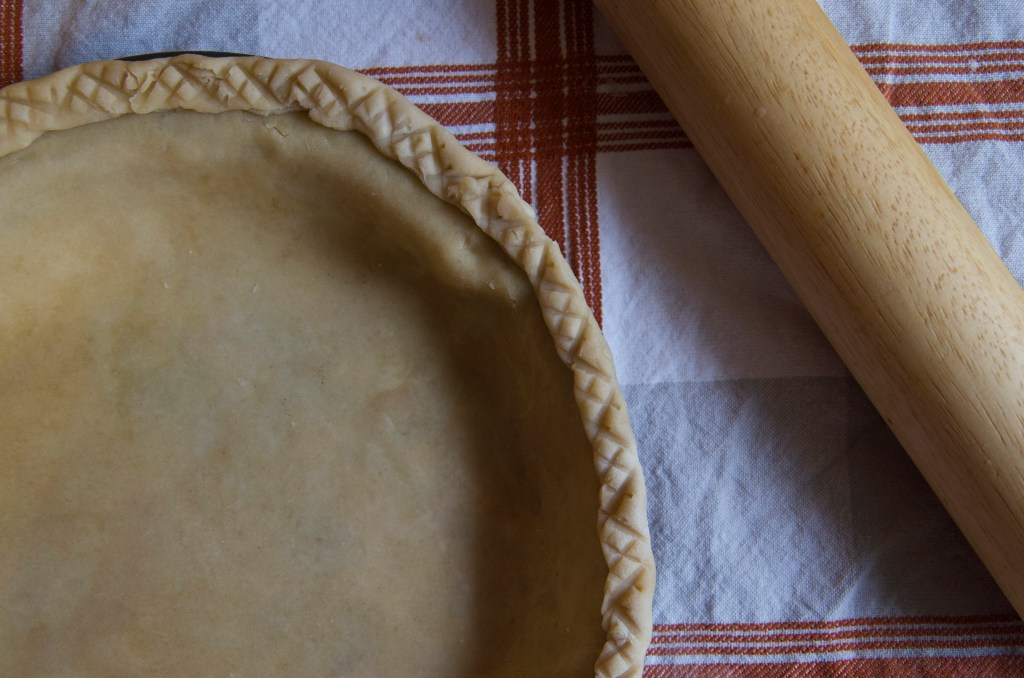 Easy Make Ahead Pie Crust