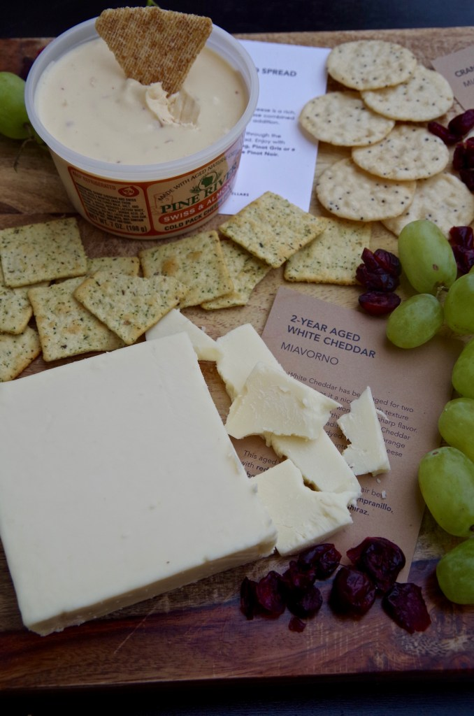 Bright Cellars Cheese Experience Review | longdistancebaking.com