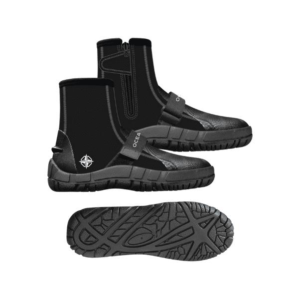 chaussons néoprène