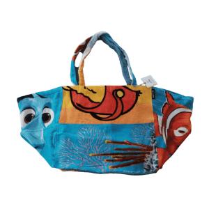 Sac de plage 100% Upcyclé « Nemo » modèle unique