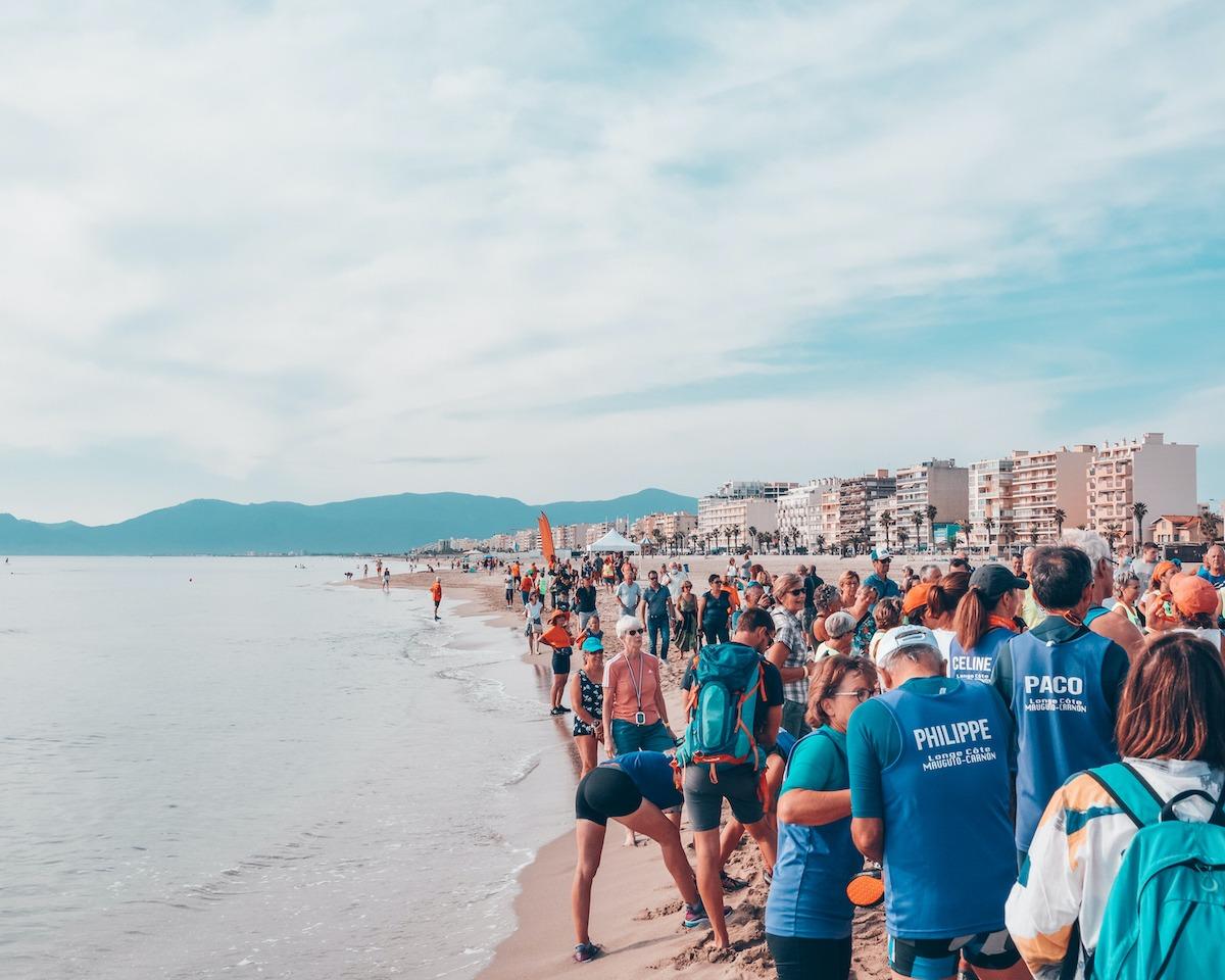 Read more about the article Performance, partage et joie sur les championnats de longe-côte !