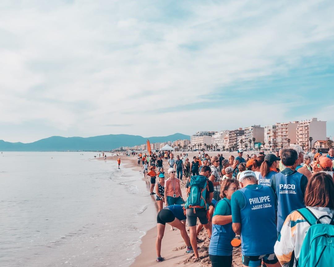 Championnat longe-côte d'Occitanie 2021