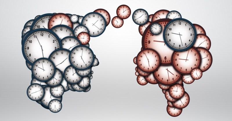 The genetic brain aging clock runs slightly faster in men.