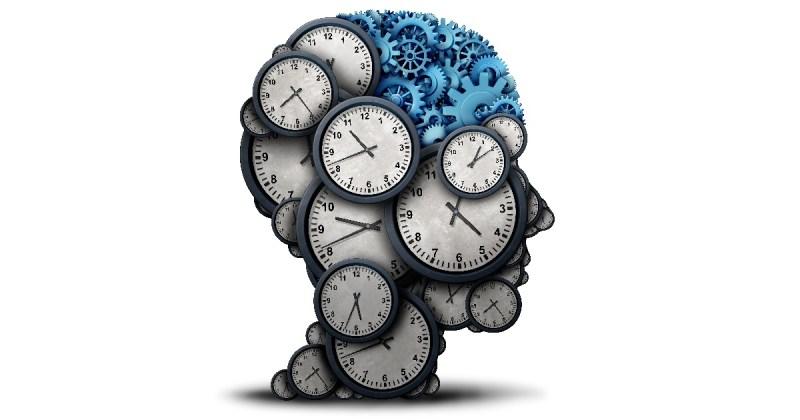Genetic brain aging clock.