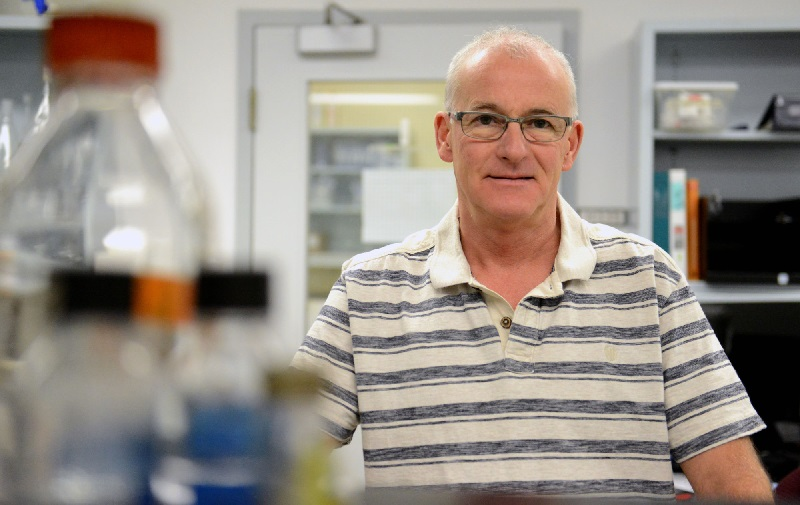 Gregor Reid, researcher who studied the microbiome of centenarians.